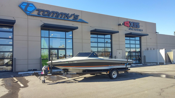 Used Supra COMP TS6M Ski and Wakeboard Boat For Sale
