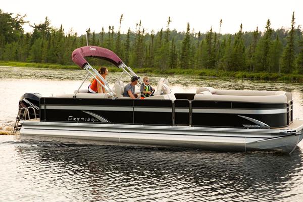 Used Premier 230 SunSation RF Pontoon Boat For Sale