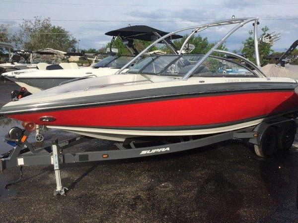 Used Supra 24 SSV Ski and Wakeboard Boat For Sale