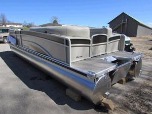 Used Premier 250 Solaris RF Pontoon Boat For Sale