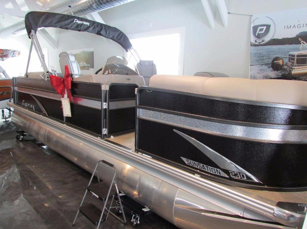 Used Premier 230 SunSation RF Pontoon Boat For Sale