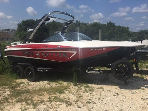 Used Malibu 21 VLX Ski and Wakeboard Boat For Sale