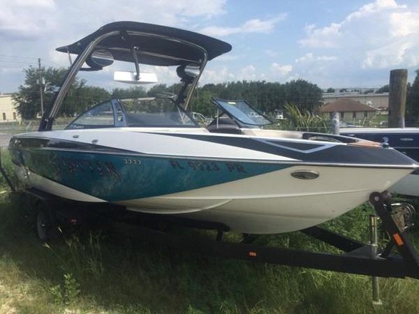 Used Malibu Ski and Wakeboard Boat Ski and Wakeboard Boat For Sale