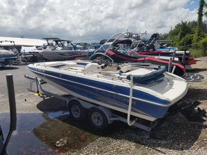 Used Tahoe 202 Deck Boat For Sale