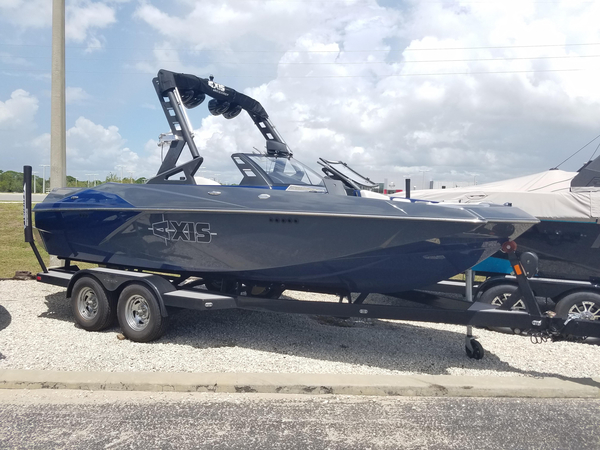 Used Axis Core Series A20 Ski and Wakeboard Boat For Sale