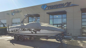 Used Supra Launch 242 Ski and Wakeboard Boat For Sale