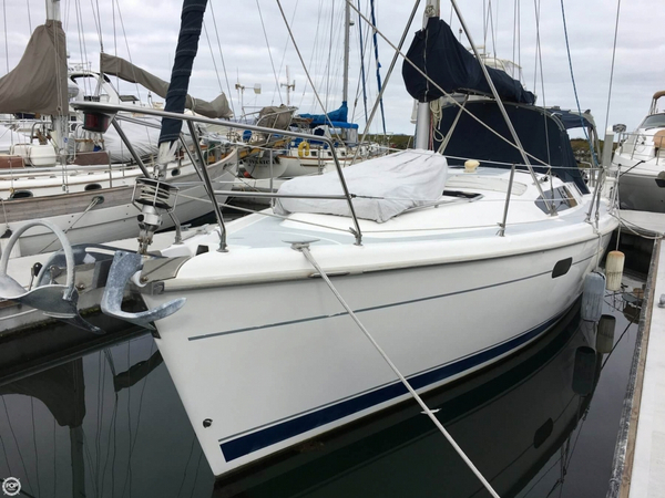 Used Hunter 380 Sloop Sailboat For Sale