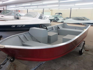 New Smokercraft 15' Alaskan S/C Dinghie Boat For Sale