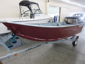 New Smokercraft 15' Alaskan DLX Dinghie Boat For Sale