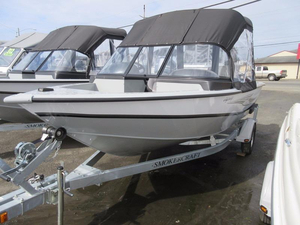 New Smokercraft 172 Osprey Dual Console Boat For Sale