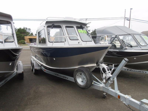 New Hewescraft 220 Ocean Pro HT/ET Dual Console Boat For Sale