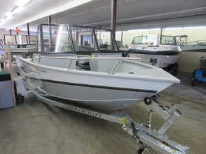 New Smokercraft 162 Pro Tracer Dual Console Boat For Sale