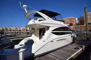 Used Meridian 391 Sedan Flybridge Boat For Sale