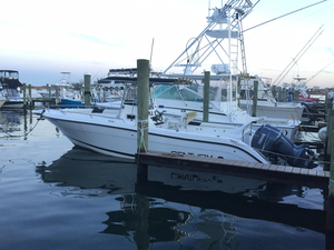 Used Century 2900 Center Console Saltwater Fishing Boat For Sale