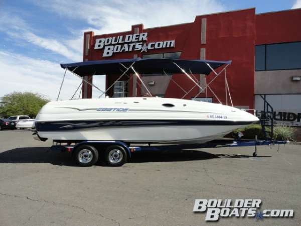 Used Ebbtide 2400 Fun Cruiser SC Deck Boat For Sale