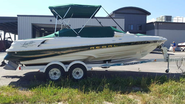 Used Regal 2100 LSR Runabout Boat For Sale