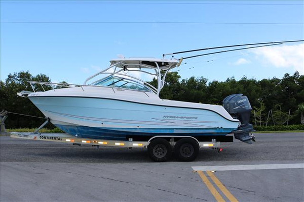 Used Hydra-Sports 2500 VX Center Console Fishing Boat For Sale