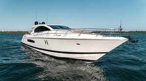 Used Lazzara LSX 75 IPS 600 Motor Yacht For Sale
