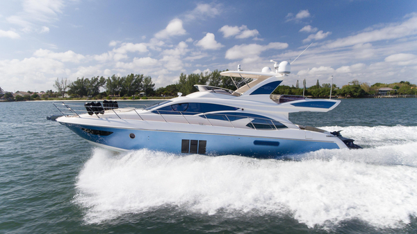 Used Azimut 60 MOTOR YACHT Motor Yacht For Sale