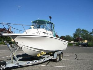 Used Baha Cruisers 240 WAC Walkaround Fishing Boat For Sale