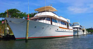 Used Broward Pilothouse Motor Yacht Motor Yacht For Sale