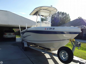 Used Sea Chaser 2100 Off Shore Series Center Console Fishing Boat For Sale