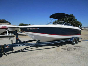 Used Cobalt Boats 250 Bowrider Boat For Sale