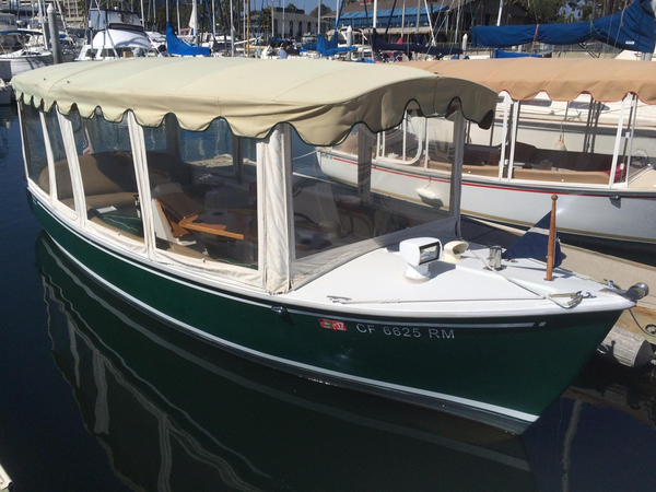 Used Duffy Classic 21 Bay Boat For Sale