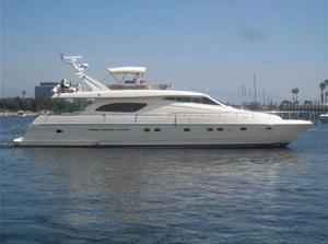Used Ferretti Yachts 720 motoryacht Motor Yacht For Sale