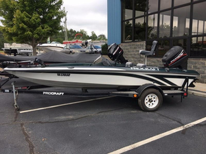 Used Procraft 180 Bass Boat For Sale