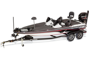 New Nitro Z19 Z-PRO High Performance Package Bass Boat For Sale