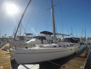 Used Catalina 470 Sloop Sailboat For Sale