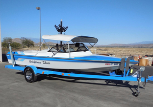 Used Ski West California Skier Ski and Wakeboard Boat For Sale
