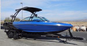 Used Sanger V237 Surf Ski and Wakeboard Boat For Sale