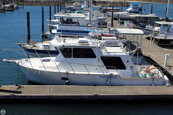 Used Bounty 35 Pilothouse Boat For Sale