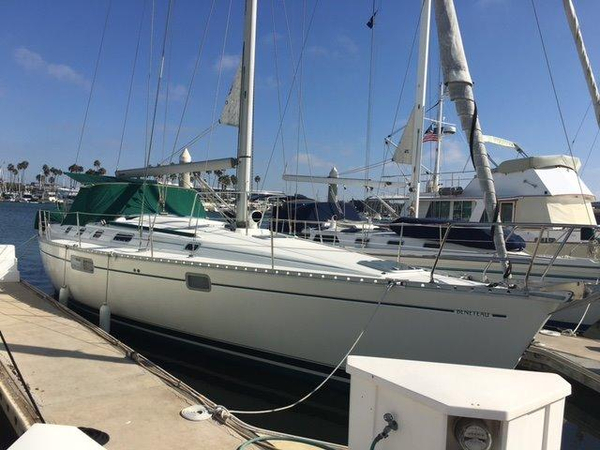 Used Beneteau 440 Sloop Sailboat For Sale