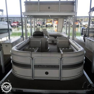 Used Premier Pontoons Grand Majestic 275 RE Pontoon Boat For Sale