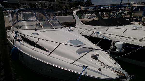 Used Bayliner 3055 Ciera Sunbridge Express Cruiser Boat For Sale