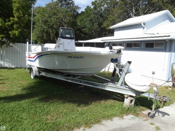 Used Sea Fox 200XT Center Console Fishing Boat For Sale