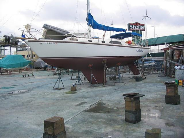Used Columbia 36 Sloop Antique and Classic Boat For Sale