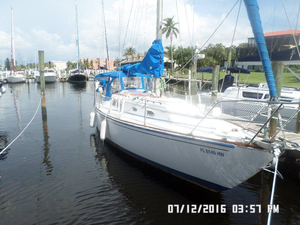 Used Pearson 35 Sloop Sailboat For Sale
