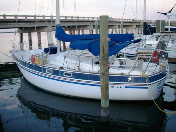 Used Morgan Out Island 33 Antique and Classic Boat For Sale