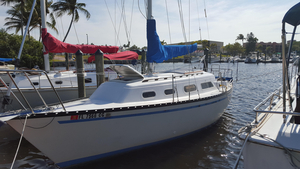 Used Hunter 27 Sloop Sailboat For Sale