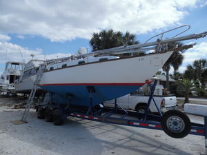 Used Cape Dory 30 Ketch Antique and Classic Boat For Sale