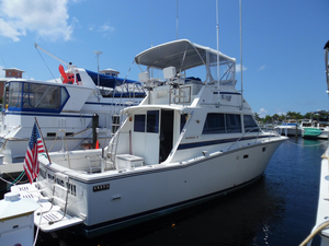 Used Bertram 38 III Convertible Fishing Boat For Sale