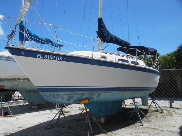 Used Oday 28 Masthead Sloop Antique and Classic Boat For Sale