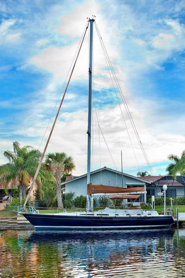 Used Ta Chiao Sailboat Center Cockpit Sailboat For Sale