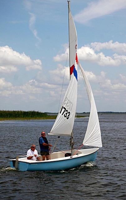 Used Mfg Day Sailer Daysailer Sailboat For Sale
