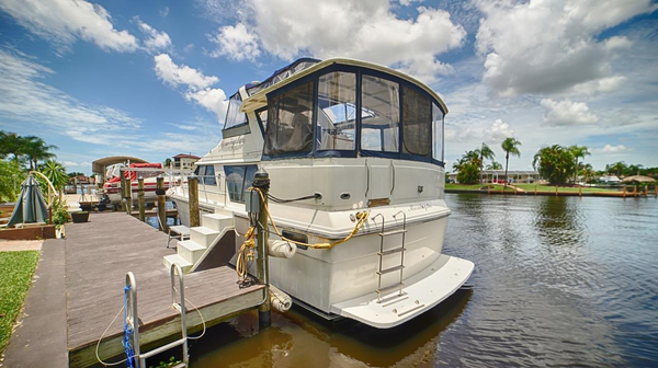 Used Carver 42 Aft Cabin Boat For Sale