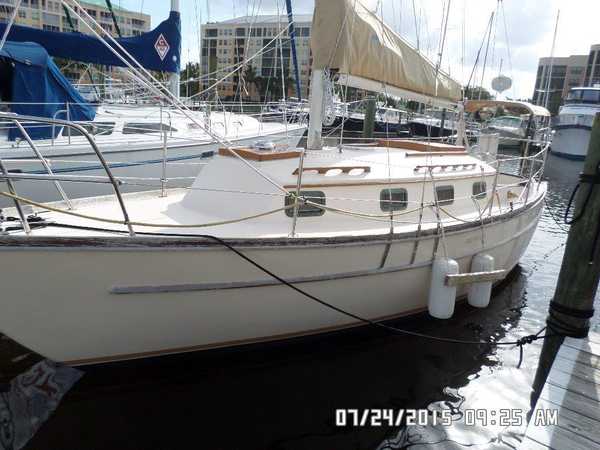Used Liberty Pied Piper Sloop Sailboat For Sale